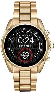 Micheal Kors Connected Smartwatch con tecnología Wear OS de Google, altavoz, frecuencia cardíaca, GPS, NFC y notificacione...