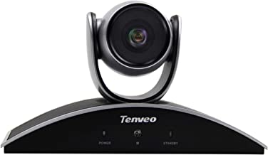 Tenveo VX3 1080p HD Video Conference Camera USB with PTZ, 3X Zoom, Plug-and-Play, Remote Control