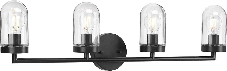 Progress Lighting Luxury goods P300177-143 Signal Four-Light Bath wi Max 68% OFF Vanity