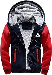 MEILOP Unisex Puerto Rico Flag Puerto Rican Baseball Jacket Uniform Sweater Coat