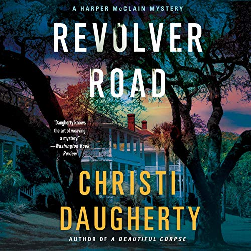 Revolver Road audiobook cover art