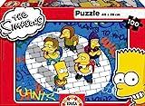 Educa 14894 Los Simpson - Puzzle 100 piezas