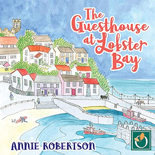 『The Guesthouse at Lobster Bay』のカバーアート