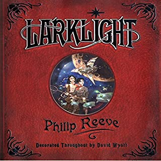 Larklight                   By:                                                                                                                                 Philip Reeve                               Narrated by:                                                                                                                                 Greg Steinburner                      Length: 8 hrs and 46 mins     59 ratings     Overall 4.0
