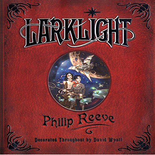 Larklight audiobook cover art