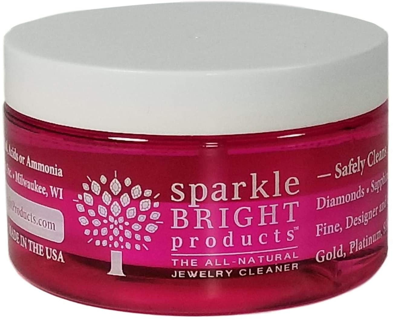 3. Sparkle Bright Jewelry Cleaner