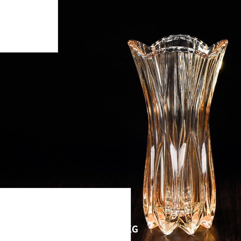 Vase créatif transparent de culture de l'eau orneHommests décoratifs en verre-B
