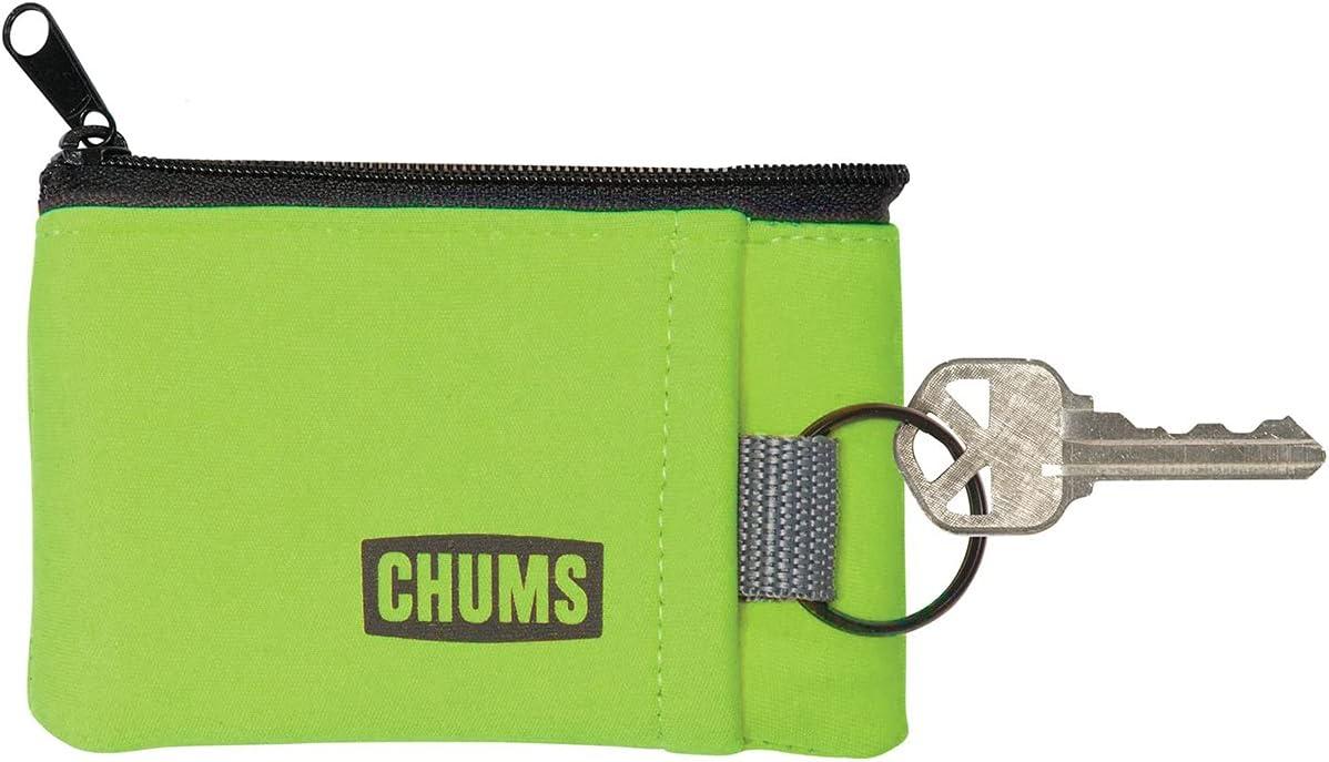 Chums Original Floating Marsupial EV Green Wallet