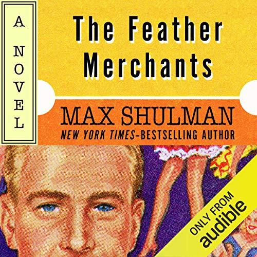 The Feather Merchants audiobook cover art