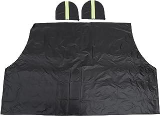 FAVOMOTO Capa magnética para para-brisa de carro com cobertura de gelo incluída