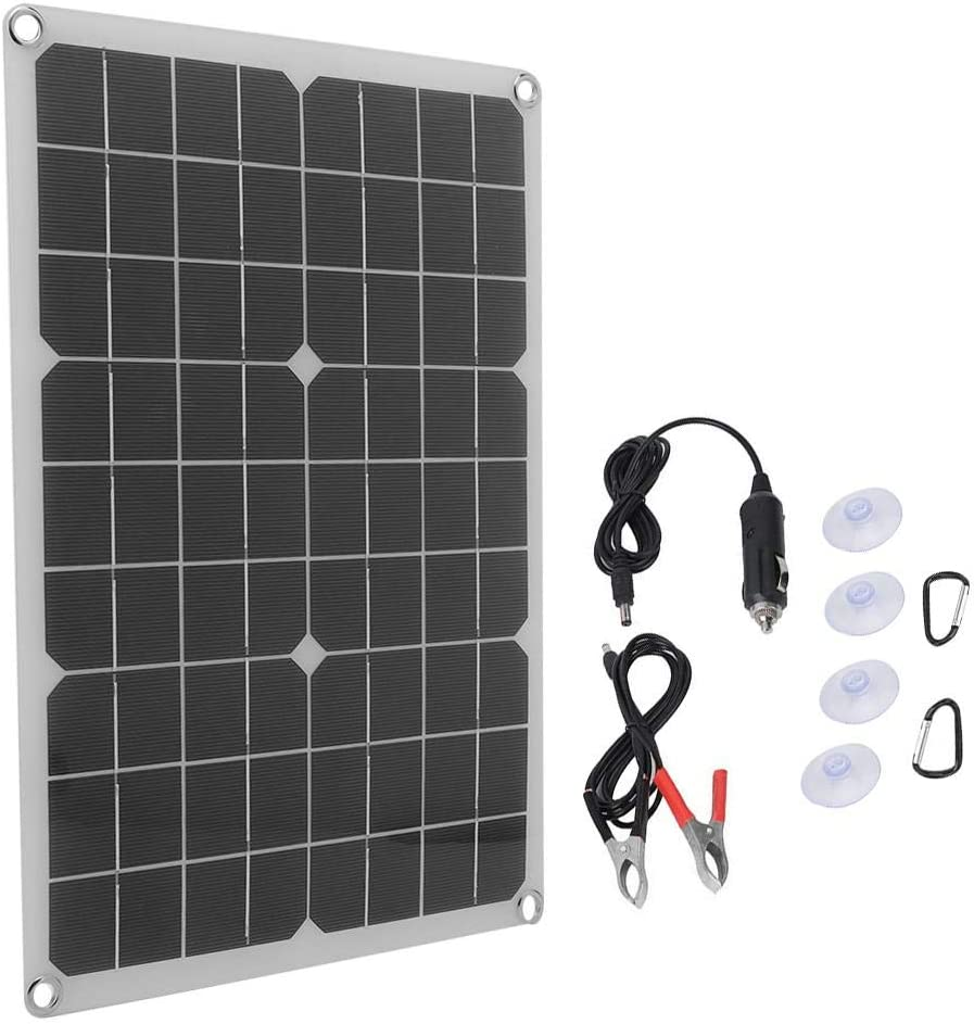 High At the price of surprise order Bnineteenteam Flexible Solar Power Dual Output Car B Panel