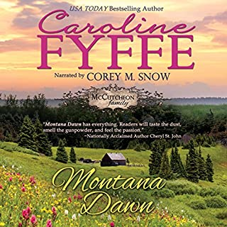 Montana Dawn: McCutcheon Family Series, Book 1 cover art