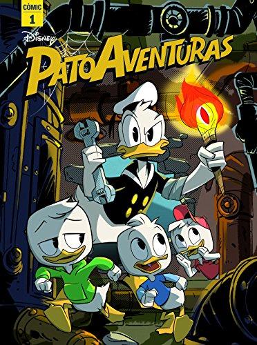 Patoaventuras 1: Cómic (Disney. Patoaventuras)
