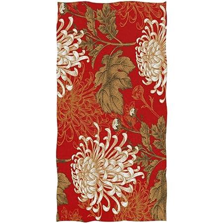 Bamboo Destiny Luck Kanji Symbols-Ceramic Tile Coasters 3dRose CST/_116193/_3 Beautiful Japanese Pagoda with Pink Sakura Set of 4