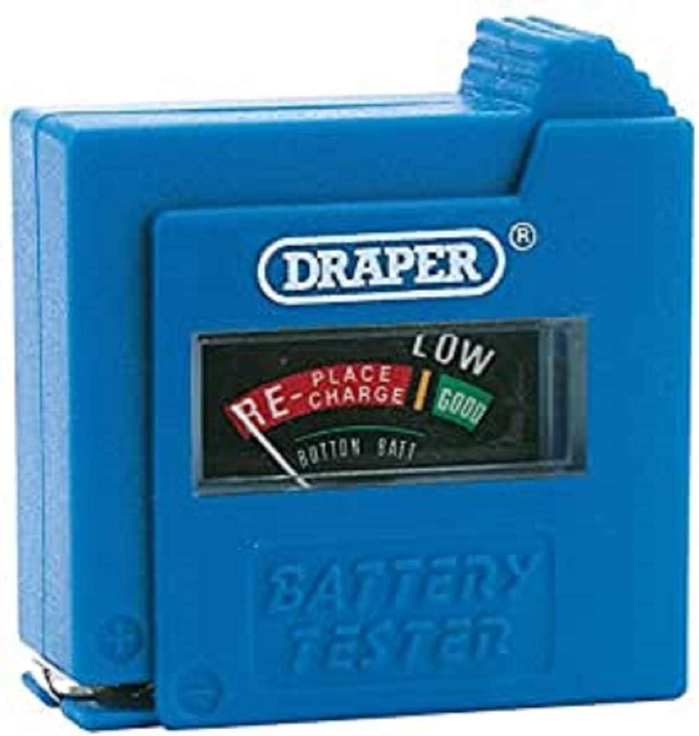Draper Dry Cell Battery Tester - 64514