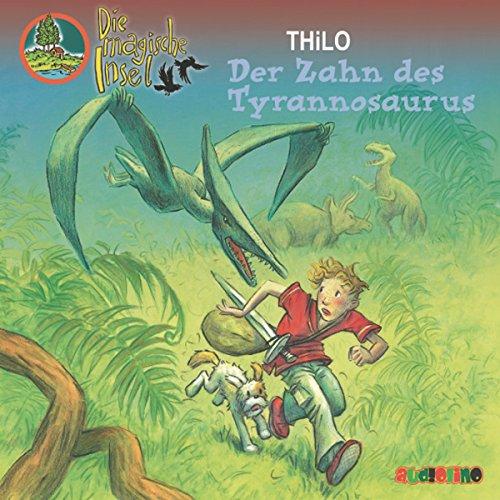 Der Zahn des Tyrannosaurus Titelbild