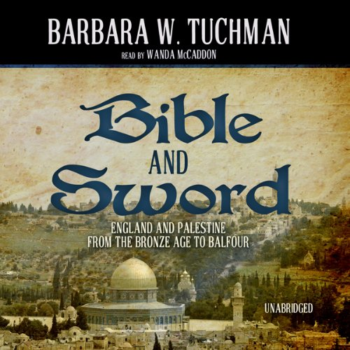 Bible and Sword audiobook cover art