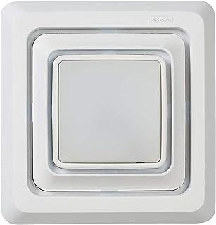 Broan-NuTone Broan FG600S LED Lighted Grille Upgrade for Bathroom Ventilation Fans, Easy..