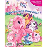 My Little Pony Welcome to Ponyville - My Busy Books