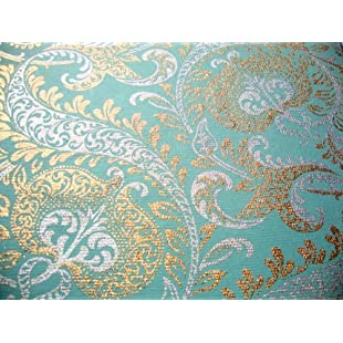 Customer reviews Handmade Decorative Teal, Silver & Gold Paper Pack of 5 A4 Sheets by Cranberry:Kostenlosefilme