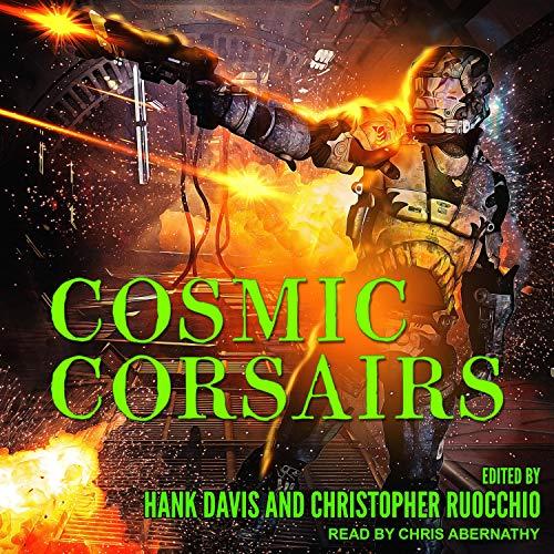 Cosmic Corsairs cover art
