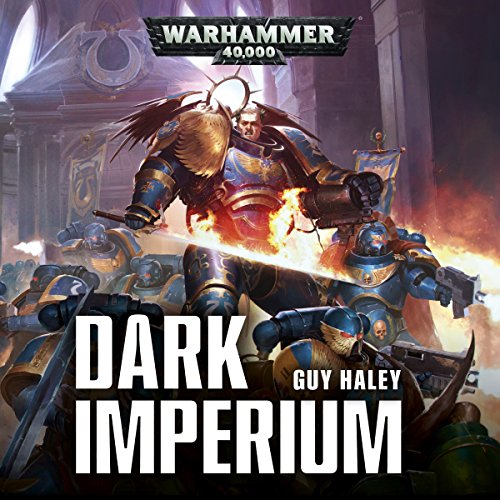 Dark Imperium audiobook cover art
