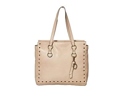 FRYE AND CO. Evie Tote (Bone) Handbags