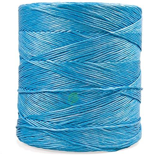 KAS Pressengarn blau 5kg, 400m/kg