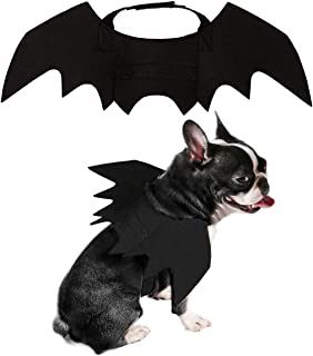 PEDOMUS hond kostuum Halloween kostuum hond kat vampier vleermuis vleugel kostuums medium