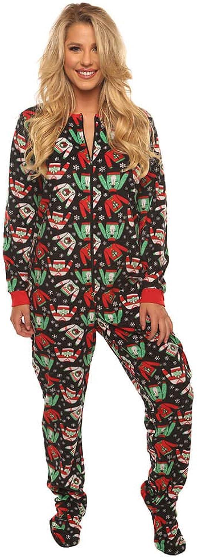 Velvet Kitten Footloose Footed PJ Onesie Footie Pajamas 532914