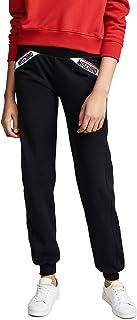 Hdadwy Pantaloni Lunghi Autunno Inverno da Donna Daily Moschino Art Underbear 2020 Pantaloni Lunghi