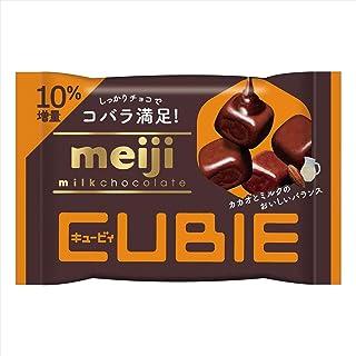 明治 明治ミルクチョコレートCUBIE 42g×10袋