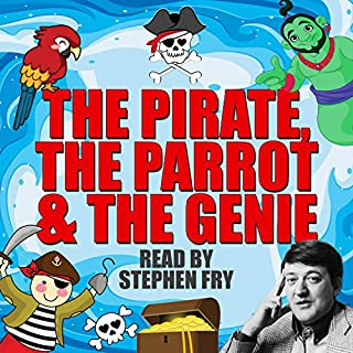The Pirate, the Parrot & the Genie cover art