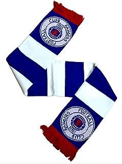New Official Football Team Bar Scarf 5 (Rangers FC)