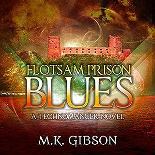 Flotsam Prison Blues audiobook cover art