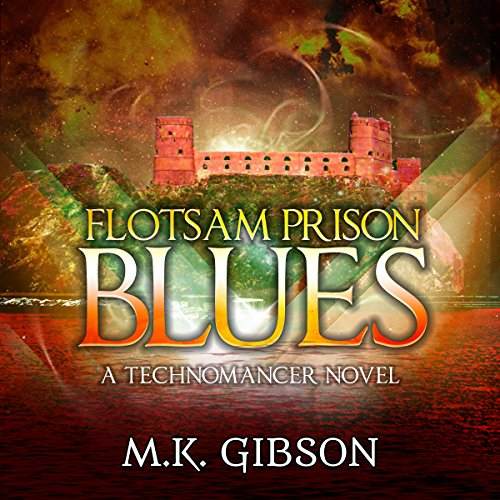Flotsam Prison Blues cover art