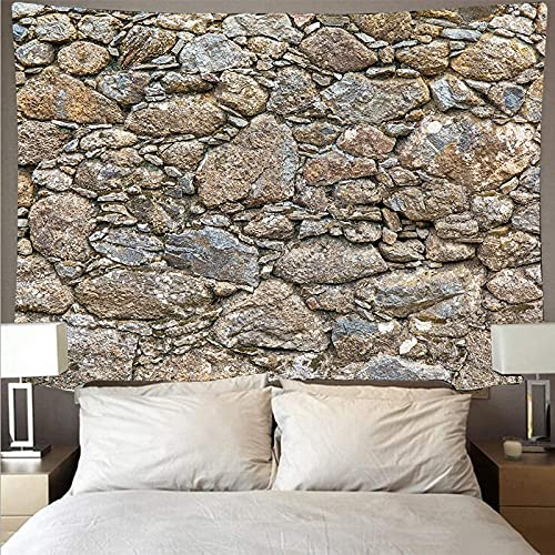 Mármol cemento estilo de pared revestimiento de paredes tapiz de arte psicodélico colgante de pared toalla de playa tapiz de tela de fondo A3 150x200cm