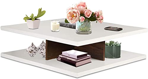 Aart Store Printed Ridell Coffee Table For Living Room Coffe Table For Home Teak Finish