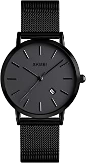 SKMEI Wrist Watch Casual Quartz Watch Fashion Slim Analog Watch