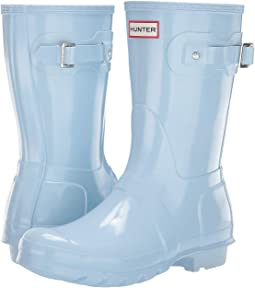 cb0064aa98d1d4 136. Hunter. Original Short Gloss Rain Boots