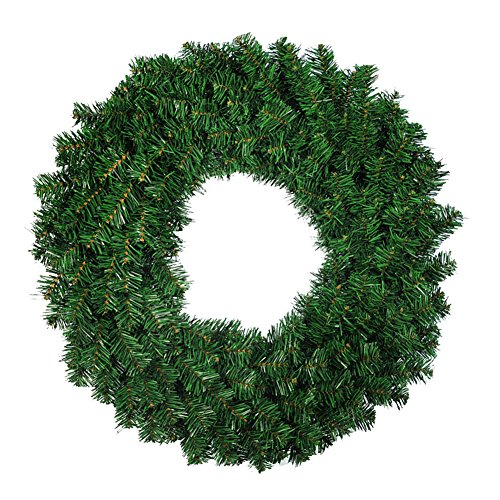 """12"""" Canadian Pine Artificial Christmas Wreath Gifts for Christmas Party Decor, Front Door Wreath"""