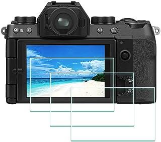 X-S10 Skärmskydd för Fujifilm X-S10 Fuji XS10 digitalkamera, ULBTER 0,3 mm 9H hårdhet härdat glassparare anti-skrapning an...
