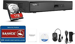 SANNCE 4CH 1080N DVR HDMI H.264 CCTV Enregistreur Vidéo Numérique Digital Recorder..
