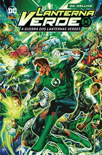 Dc Deluxe Lanterna Verde: A Guerra Dos Lanternas Verdes
