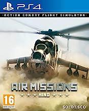 Air Missions: Hind-Action Combat Flight Simulator (Ps4)