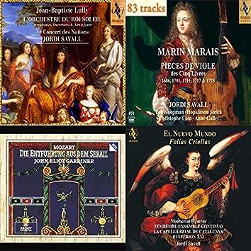 100 Classiques Musique classique baroque