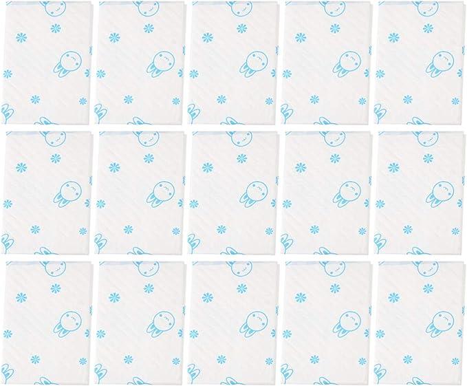 81 opinioni per Confezione da nr.30 traverse assorbenti per la protezione del letto, traspiranti