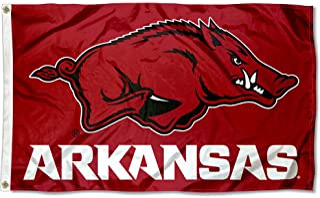 College Flags & Banners Co. Arkansas Razorbacks Flag