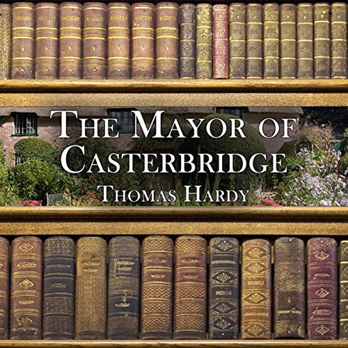 The Mayor of Casterbridge  By  cover art