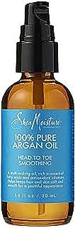 Shea Moisture 100% Pure Argan Oil Head To Toe Smoothing 1.6 fl oz